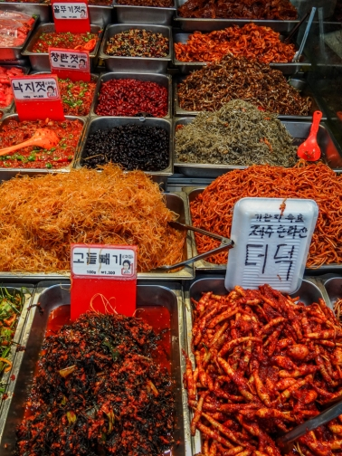 Bupyeong Kkangtong Night Market