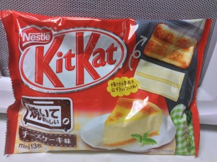 Cheesecake KitKats