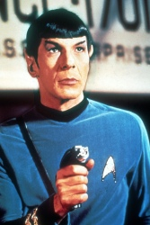 For Spock, logic and reason are the key to everything. His level-headedness keeps his fleet balanced with the heroic tendencies of Kirk, while his rational way of looking at the world is constantly challenged by the erratic and incomprehensible decisions made by the people he interacts with.