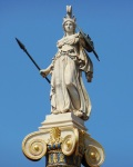 Athena, muse and benefactor to men, is the Sage in Action - defying her father, weedling the other gods to give the humans favor, and fighting herself when all else fails, Athena remains a strong example of this archetype in its perfect form: knowledge and wisdom, with the desire to actively do good with it.