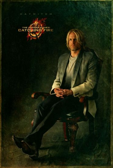 Haymitch, an alcoholic and survivor of the Hunger Games, is a reluctant Sage -- he carries in him all of the knowledge and wisdom Katniss will need to survive her obstacles, but is hesitant to give them and act without being begged. He is a Sage purposefully being misled, because in this case, the truth is too hard to stomach.