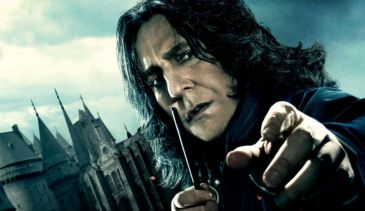 Snape is a literal sorcerer, but also a Magician in the sense of his ultimate purpose in guiding and protecting Harry Potter, even under the ruse of despising him.