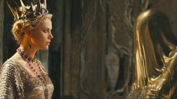 The Evil Queen, especially in this rendition by Charlize Theron, is one of the best examples of the female Magician that I have seen in recent years. She is a chess-player, and is wholly absorbed in the transformation of herself into an incarnation of Beauty. She revels in the Shadow, and her destruction comes as a direct result of her interfering with the mortal coil to get her way.