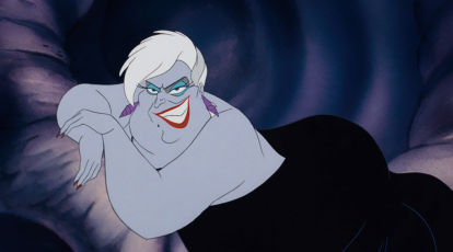 Ursula is about as bad as a Magician can go. Twisted and cynical, Ursula uses her powers of transformation to turn what is good into less, without remorse.