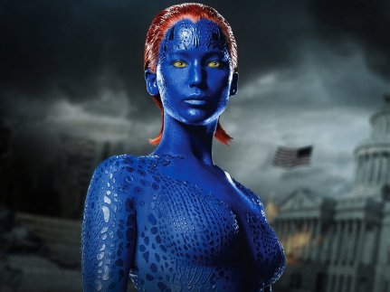 Mystique is a catalyst for change for many in the X-Men universe, most notably Rogue (in the comics) and Magneto (in the movies). Her power comes from her connection, and manipulation, of others, not so much from her very unique skills as a mutant.