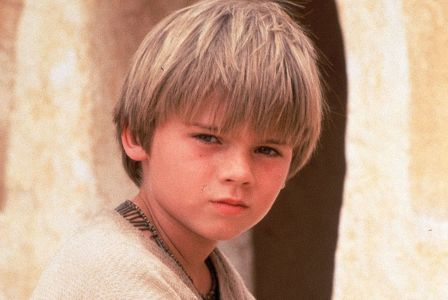 Anakin, as a boy, is naturally gifted--possessing of power so pure that Obi Wan resists the urgings of the Council to not make him a Jedi. As a boy, his goals are to transform into something better than what he is--but through the course of the story, he becomes corrupted by evil (a Magician's greatest fear), eventually re-emerging to the world as Darth Vader.