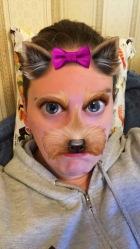 I just look like my friend's dog here.