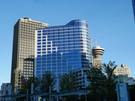 Harbour Centre from a Distance