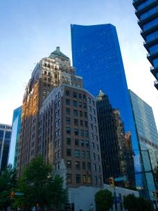 Buildings Mirror Buildings