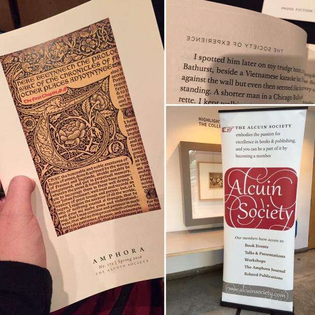 Alcuin Society Book Design Awards