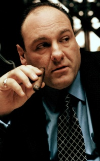 Tony Soprano, like most mob bosses, has to keep a tight rein on his underlings. Any exposure of weakness will be exploited, and so, though he (at heart) does not like to do some of the things he orders, he does them anyway, in the name of maintaining his territory and his position within the mob.