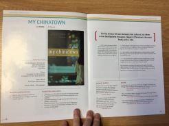 Catalogue: My Chinatown