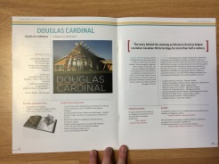 Catalogue: Douglas Cardinal