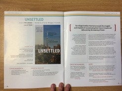 Catalogue: Unsettled
