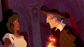 Claude Frollo is a master manipulator and controller, keeping Quasimodo locked in a tower for his entire childhood, and seeking to possess the gypsy Esmeralda. Not every Ruler needs to be a king or queen--they need only hold power over another soul.