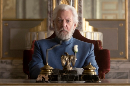 President Snow, from the Hunger Games, is not exactly a unique villain, but his complete belief that he must do what he does to maintain the safety of District 1 is one of the reasons that he stands out in this list. He even knows that once he is gone, only another corrupt leader will take his place.