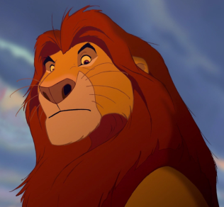 """Mufasa, of """"The Lion King,"""" is a classic benevolent ruler (though one can wonder why, if he was so benevolent, why Scar starts the movie where he is)... however, because there is nothing but love for this ruler, he must quickly be put out of commission for the story to continue."""