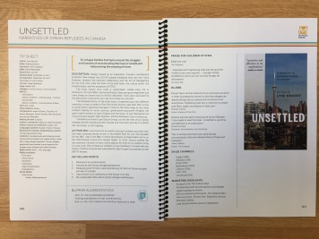 TIP Sheets: Unsettled (Page 1)