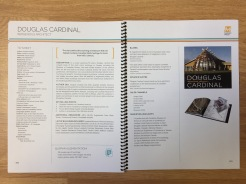 TIP Sheets: Douglas Cardinal (Page 1)